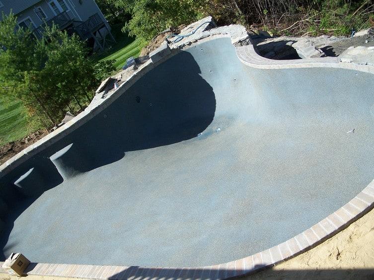 Swimming Pool Demolition