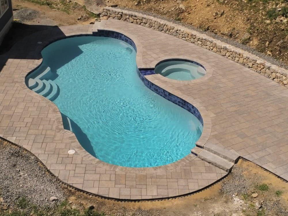 Gunite Pool Remodeling by Creative Edge Pools