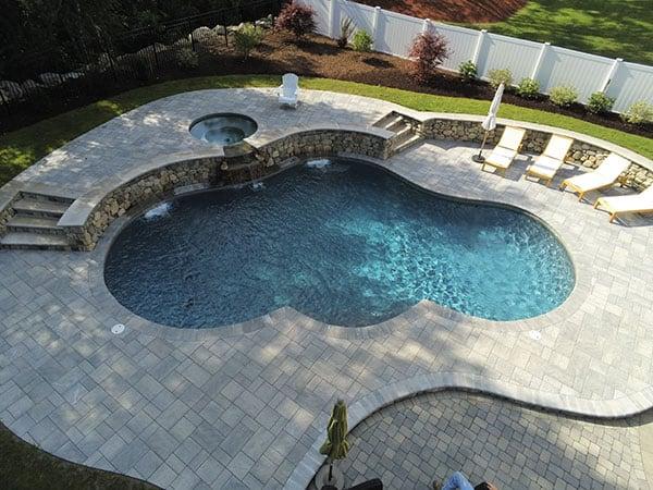 Gunite Pool Installation